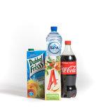 Frisdranken, sappen, water