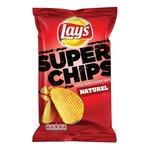 Lays Superchips naturel
