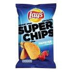 Lays Superchips paprika