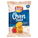 Lays Oven baked roasted paprika