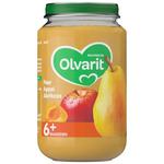 Olvarit Babyvoeding 6+ peer appel abrikoos