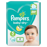 Pampers Baby-dry 5